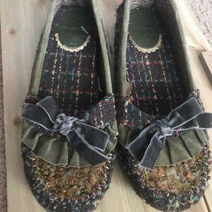 Kenzie dolcy boho hippie loafers